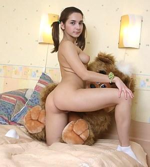 Pigtails Porn Pictures
