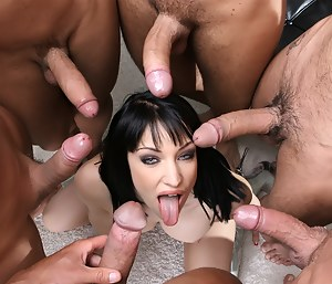 Gangbang Porn Pictures