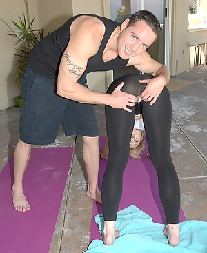 Yoga Porn Pictures